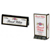 Job French White 1 1/4 Rolling Paper