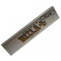 Rizla Silver King Size Slim Ultra Thin Slow Burn