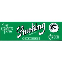 Smoking No. 8 Green Single Wide - Cut Corners