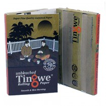 Tingwe Unbleached Rolling Paper 70mm