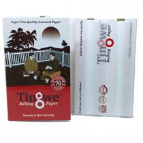 Tingwe Regular Slow Burn Rolling Paper 70 mm