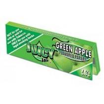 JUICY JAY's 1 1/4 Rolling Paper Green Apple