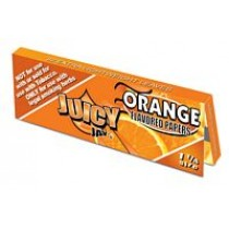 JUICY JAY's 1 1/4 Rolling Paper Orange