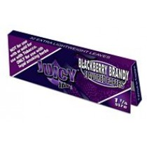 JUICY JAY's 1 1/4 Rolling Paper Blackberry Brandy