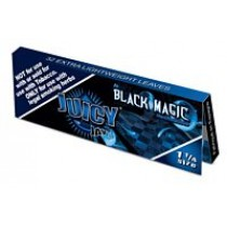 JUICY JAY's 1 1/4 Rolling Paper Black Magic