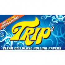 Trip2 Transparan Mini  Rolling Papers